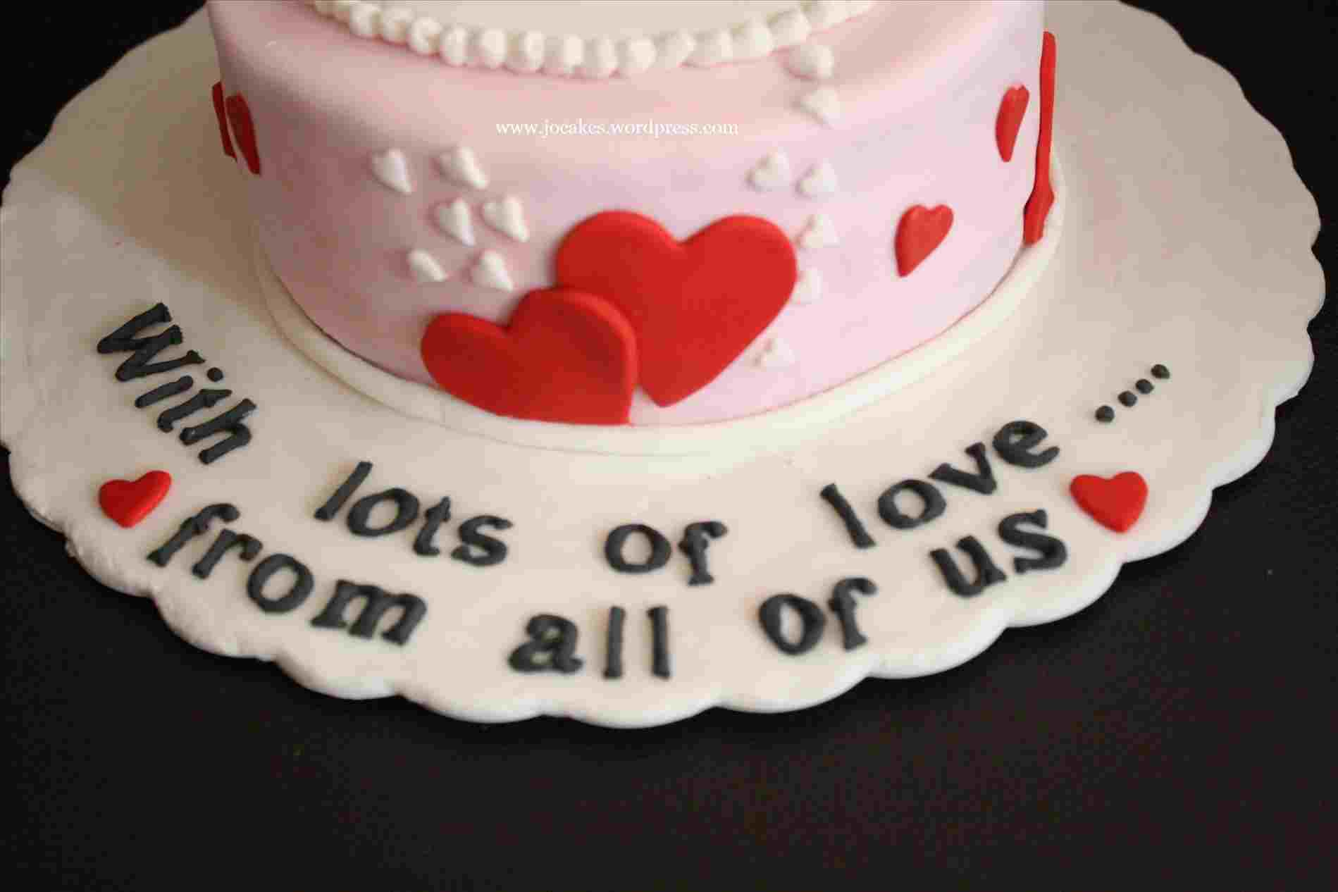 Birthday Cake For Boyfriend Happy Heart Shaped Birthday Cake For Boyfriend Download Image