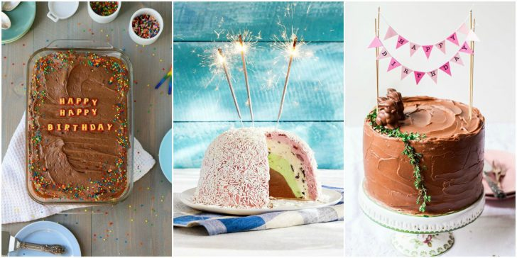 Birthday Cake Ideas For Adults 24 Homemade Birthday Cake Ideas Easy Recipes For Birthday Cakes