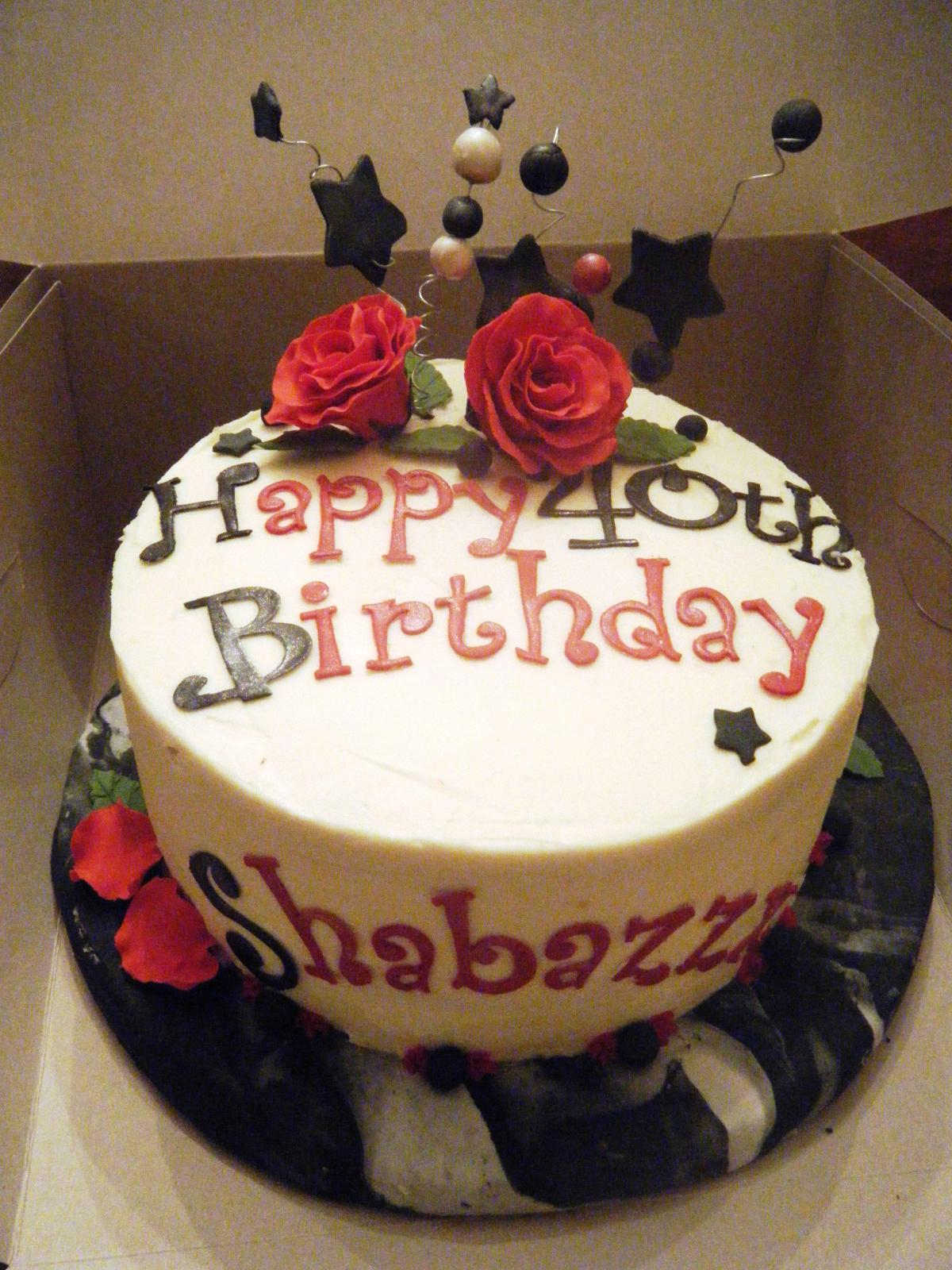 1600 In 30 Inspiration Photo Of Birthday Cake