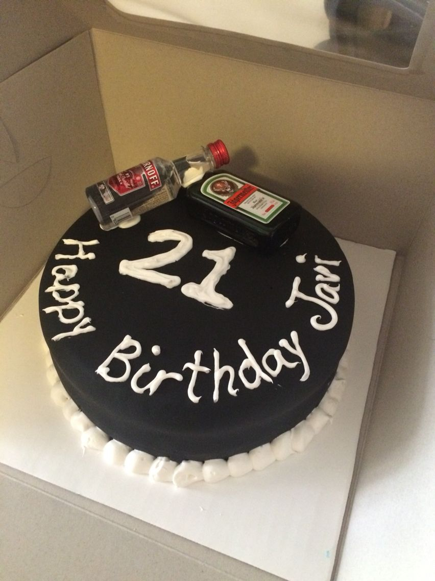Birthday Cake Ideas For Men Simple But Nice Guys 21st Baking Pinterest