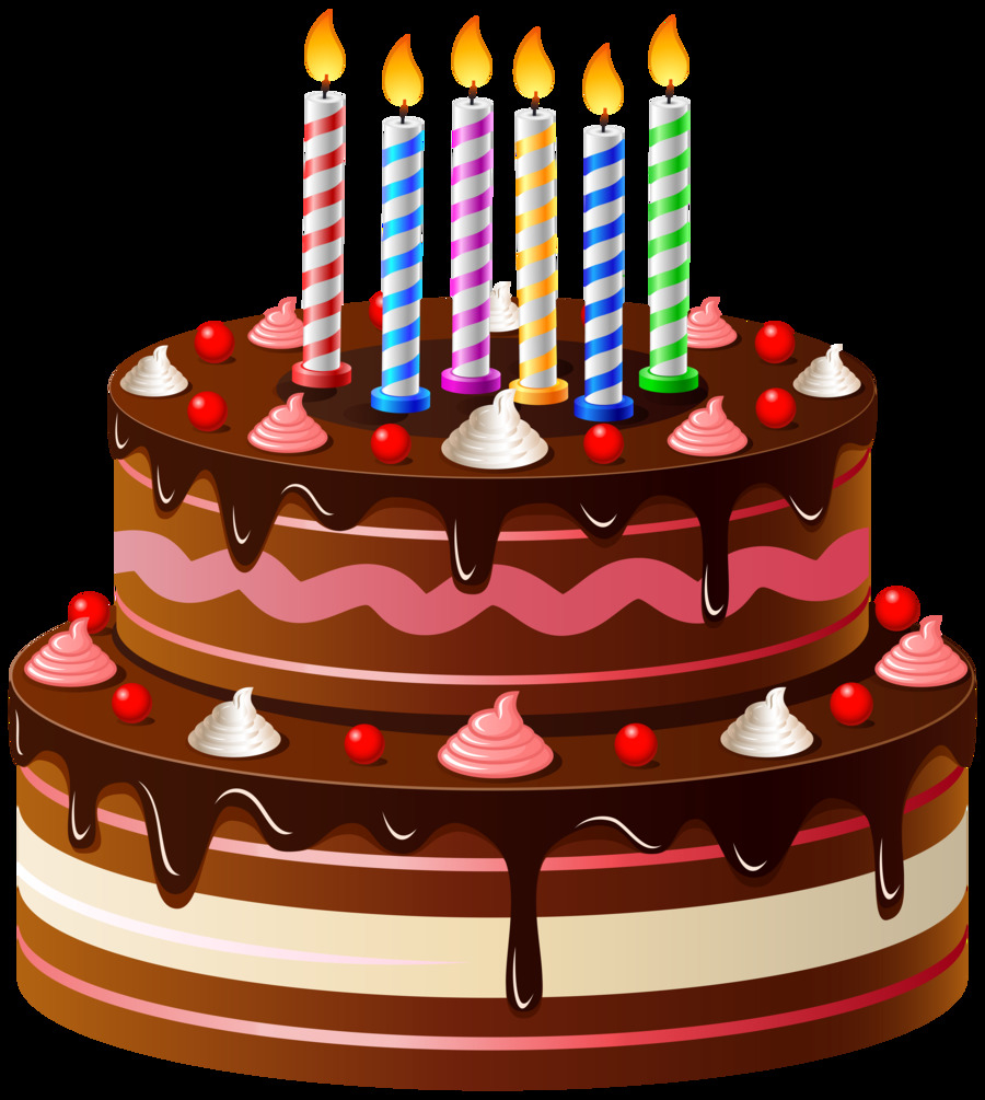 Birthday Cake Picture Free Download Cake Birthday Png Clipart Free Download