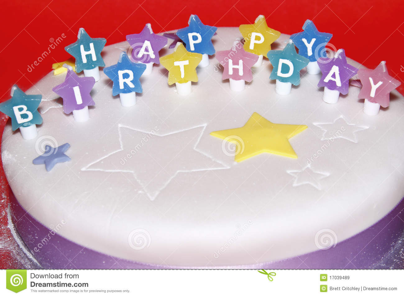 Birthday Cake Picture Free Download Happy Birthday Cake Stock Image Image Of Colour Wish 17039489