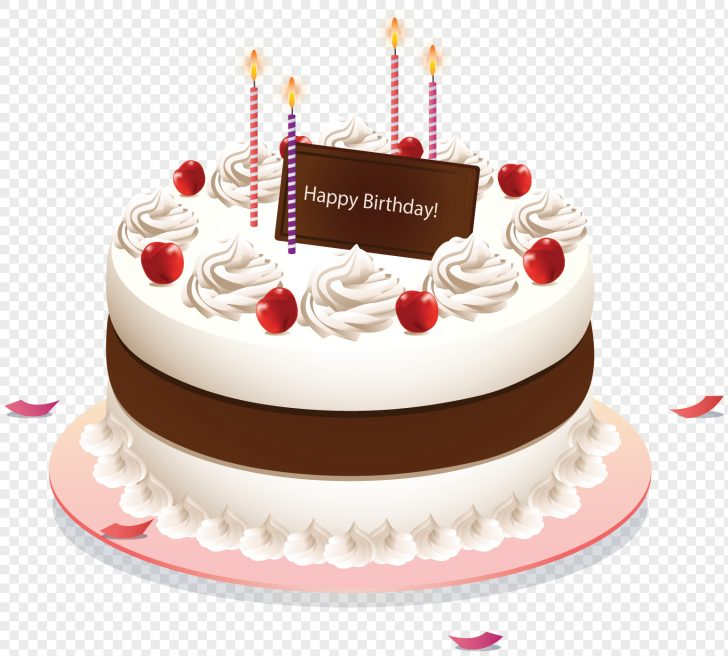 Birthday Cake Picture Free Download White Cream Birthday Cake Png Imagepicture Free Download