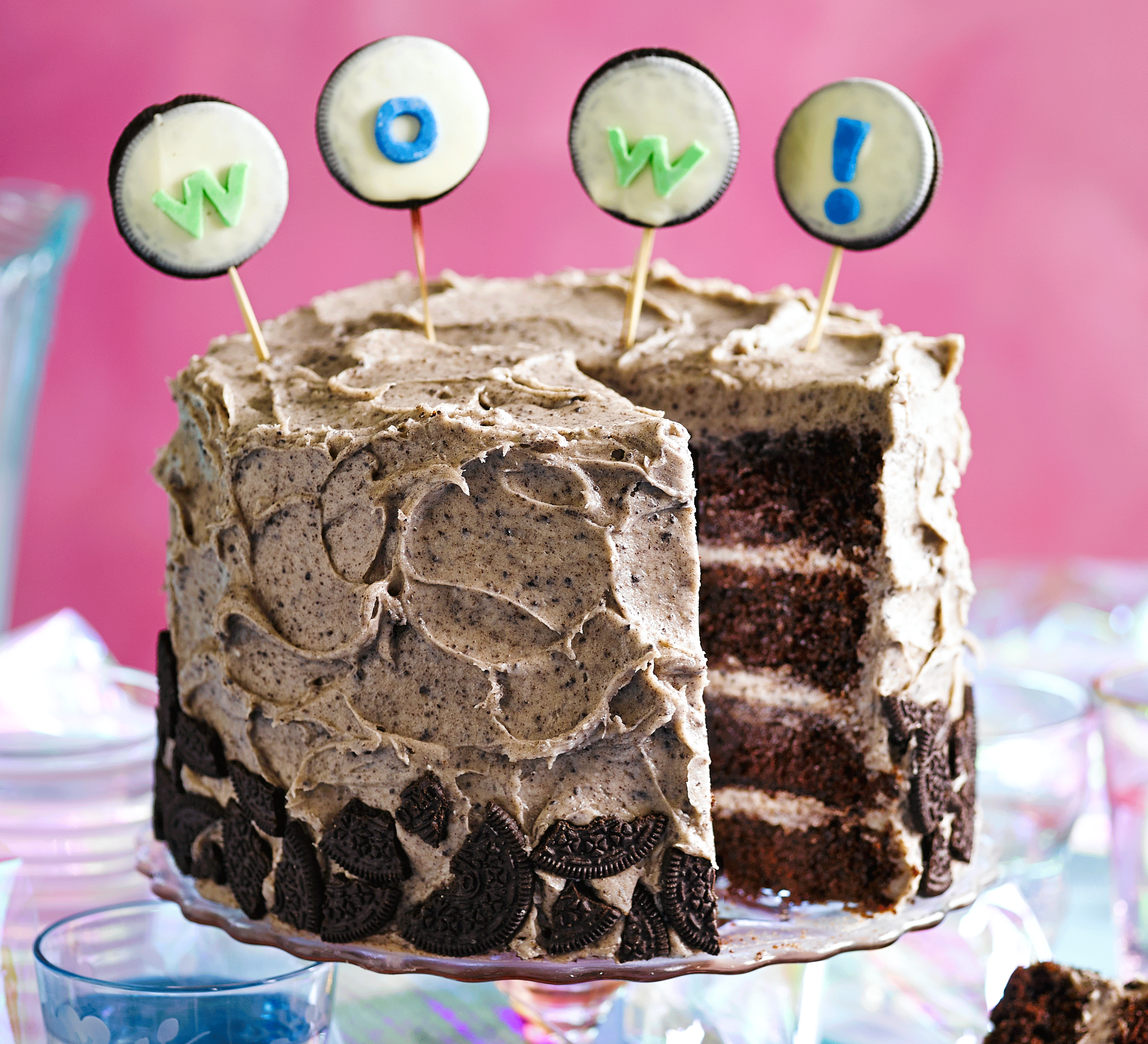 30 Wonderful Picture of Birthday Cake Recipes