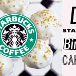 Birthday Cake Starbucks Diy Starbucks Birthday Cake Pops Youtube
