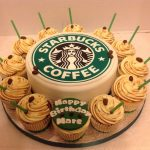 Birthday Cake Starbucks Starbucks Birthday Cake Cupcakes Liz Flickr