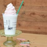 Birthday Cake Starbucks Starbucks Birthday Cake Frappuccino Is Only Available For Five Days