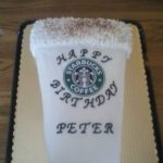 Birthday Cake Starbucks Title Starbucks Birthday Cake French Vanilla Cake With Buttercream