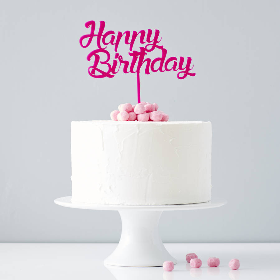 34+ Inspiration Image of Birthday Cake Toppers For Adults