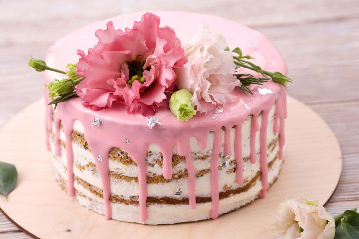 Birthday Cake With Flowers This Cake Decorating Trend Is More Harmful Than You Think Better