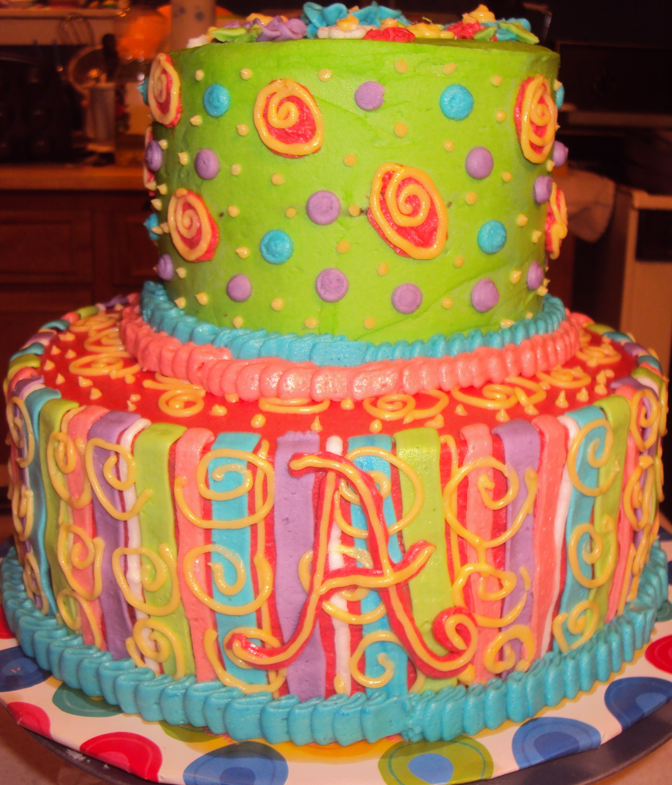 Birthday Cakes For 8 Years Old Girl 7 Two Tier Cakes For 8 Year Olds Photo 8 Year Old Girl Birthday