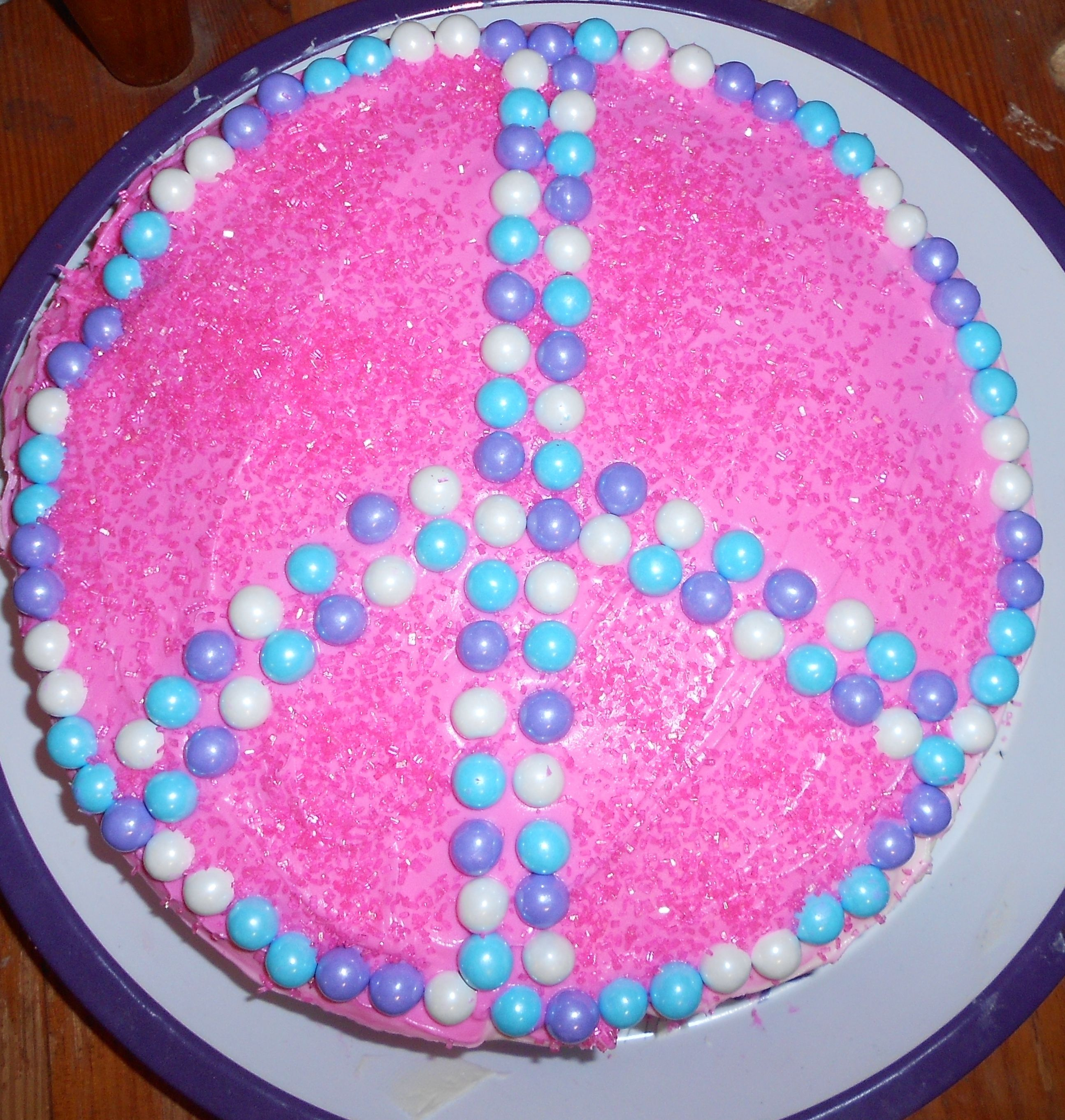 Birthday Cakes For 8 Years Old Girl Girls Cake Birthday Cake Fast And Easy Cake Very Cute 8 Year
