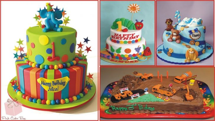 Birthday Cakes For Kids Birthday Cake Ideas For Children Youtube