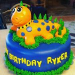 Birthday Cakes For Kids Dinosaur Birthday Cakes For Kids Popsugar Family