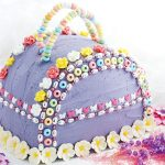 Birthday Cakes For Kids Handbag Cake