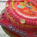 Birthday Cakes For Kids Kids Birthday Cake With Edible Image Butter Cream Or Royal Icing