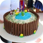 Birthday Cakes For Kids Quick And Simple Kids Birthday Cake Ee I Ee I Oh Mouths Of Mums