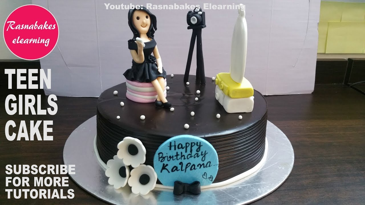 Birthday Cakes For Teenage Girl Birthday Cake Design For Teenage