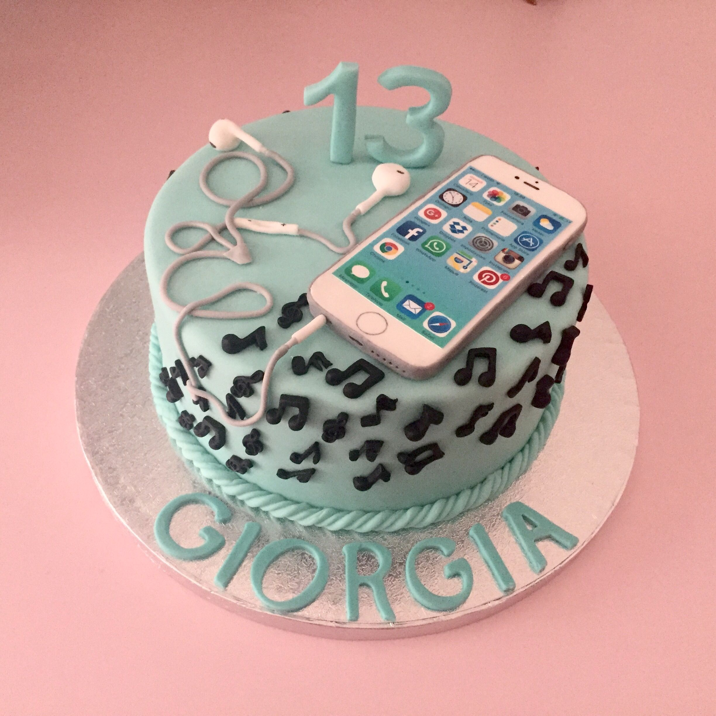35+ Excellent Photo of Birthday Cakes For Teenage Girl