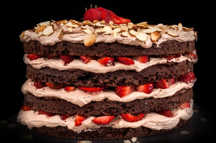 Birthday Cakes Mexican Devils Food Cake Recipe Chowhound