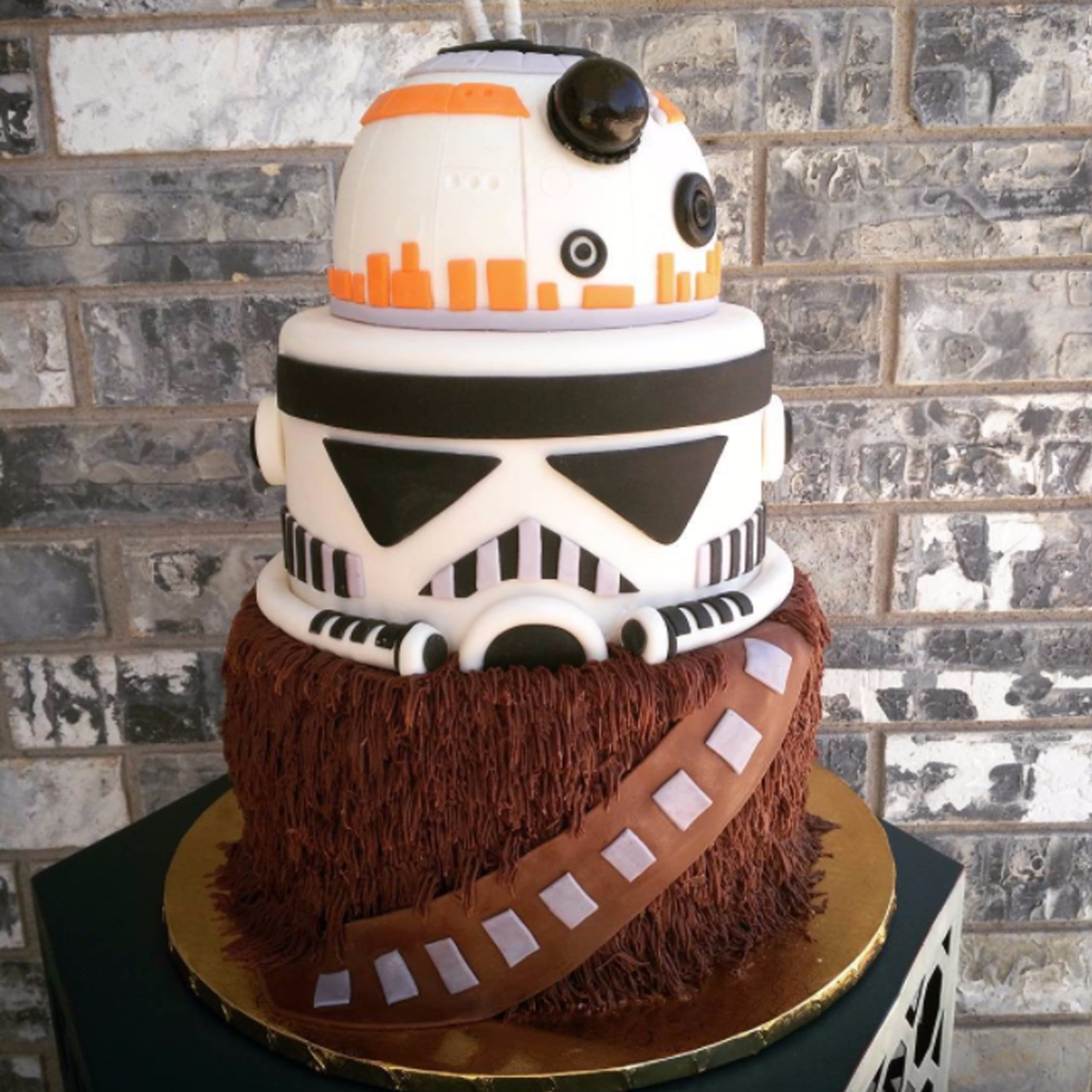 Birthday Cakes Star Wars Birthday Cakes Popsugar Middle East Family