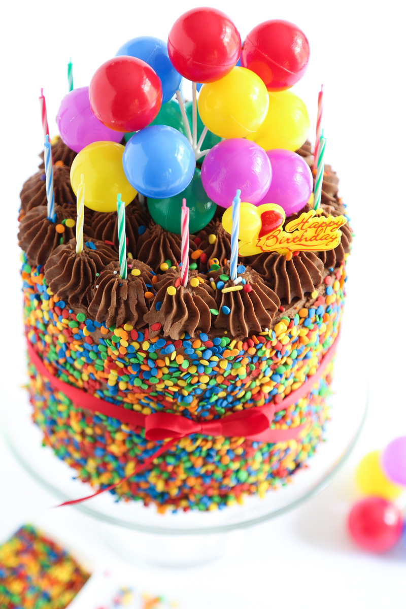 30 Great Image of Birthday Cakes