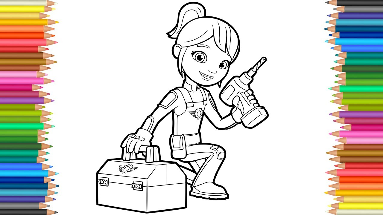 Blaze Coloring Pages Blaze And The Monster Machines Gab Coloring Page Coloring For