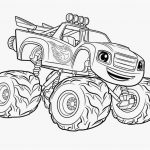 Blaze Coloring Pages Greatest Blaze Coloring Pages Moster Machines Wild Wheels Shark