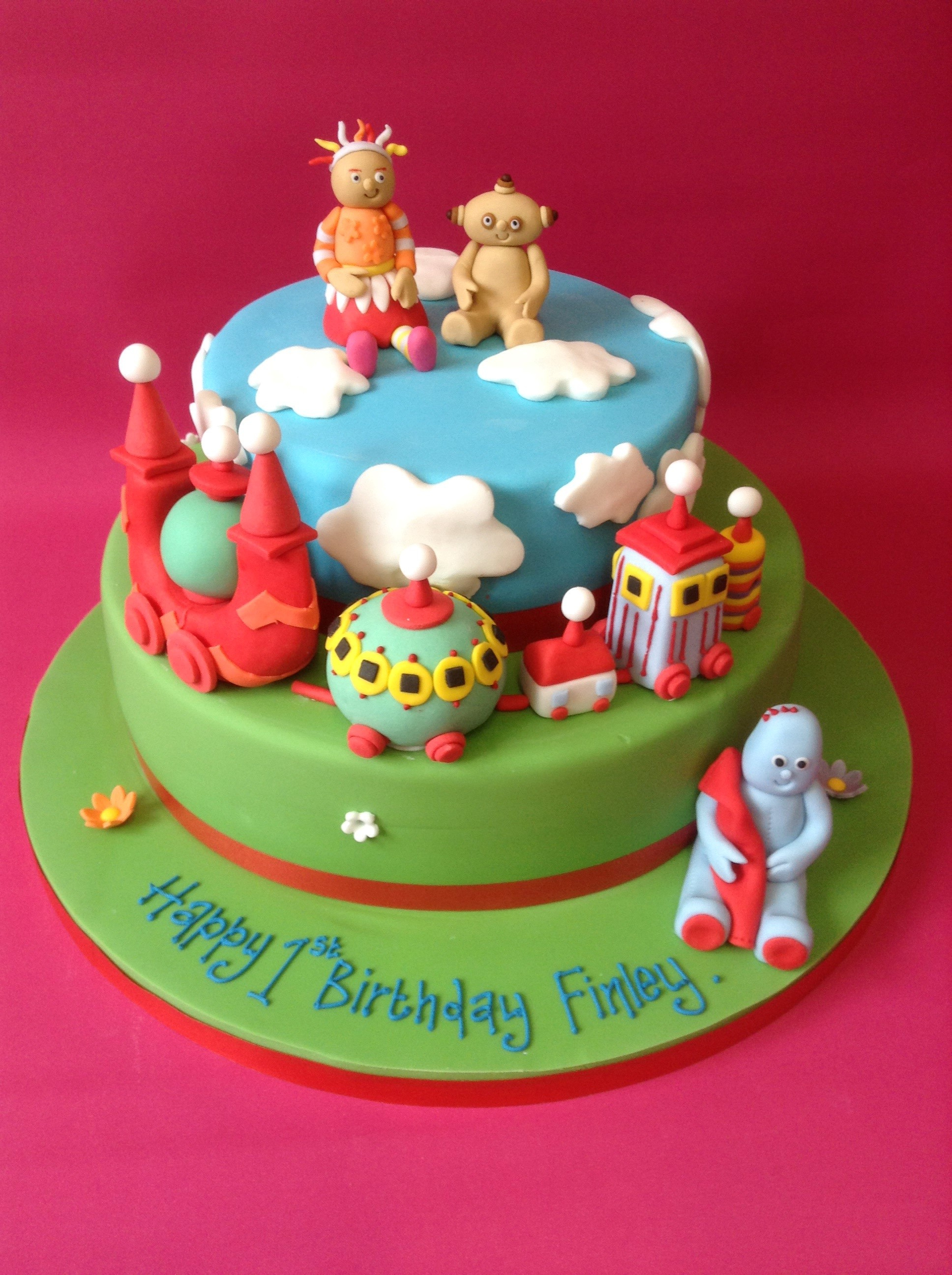 Boy Birthday Cakes Childrens The Little Cake Cottage