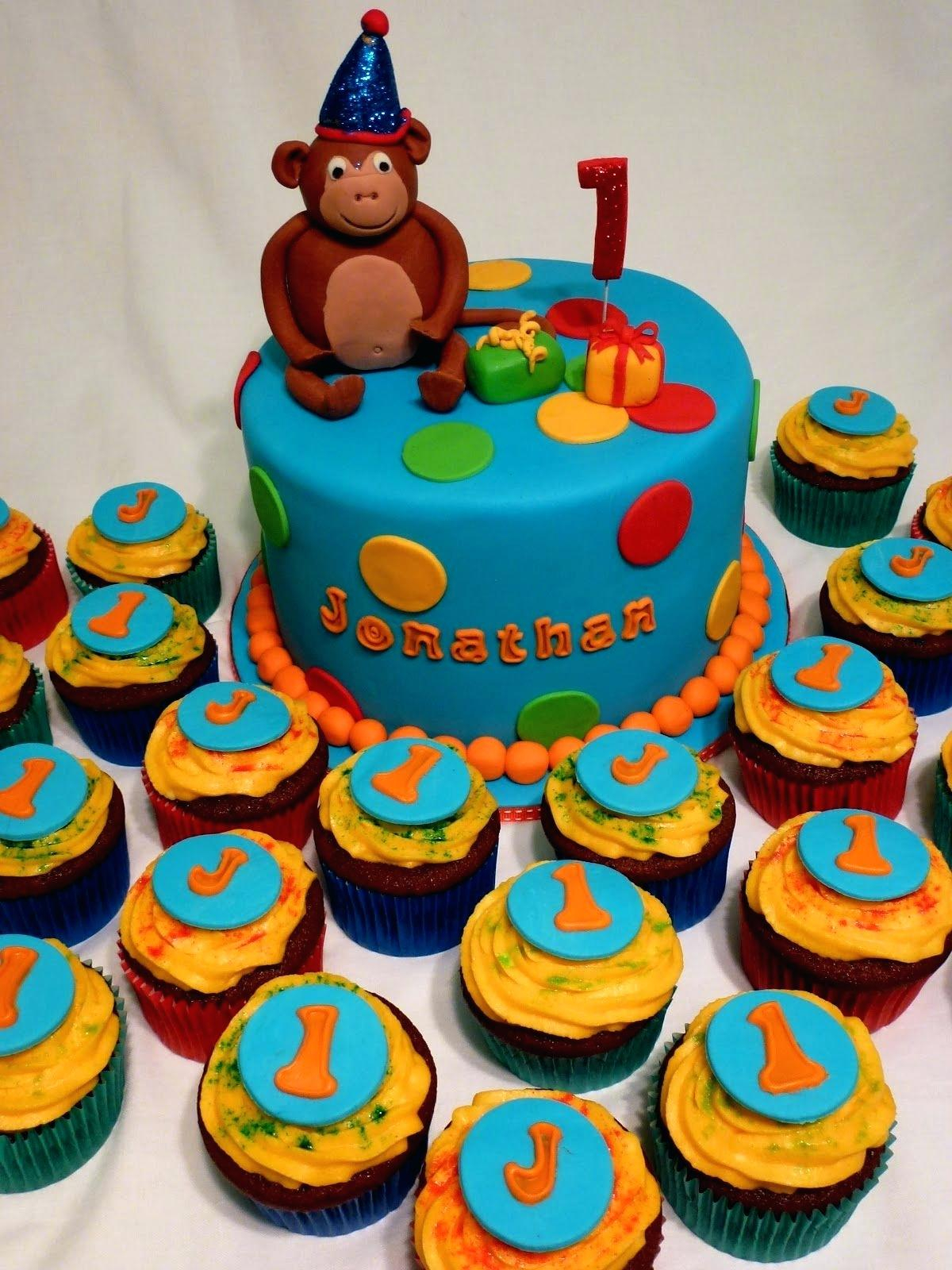 Boys 1St Birthday Cake Designs Ideas For Boy