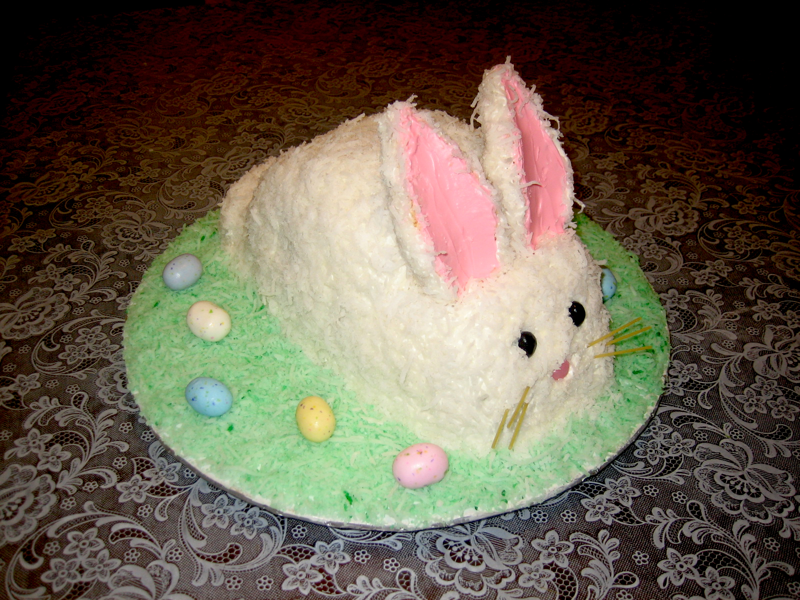 Bunny Birthday Cake Easter Bunny Cakes Decoration Ideas Little Birthday Cakes
