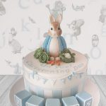 Bunny Birthday Cake Peter Rabbit Cake On Cake Central I Love Peter Rabbit Food