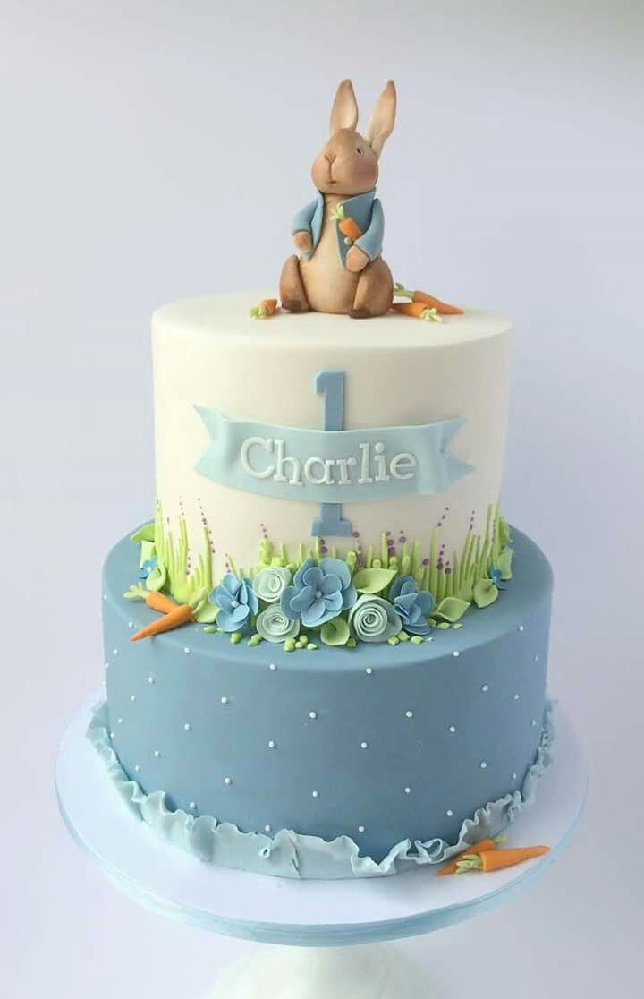Bunny Birthday Cake Peter Rabbit Peter Rabbit Pinterest Peter Rabbit Cake Rabbit