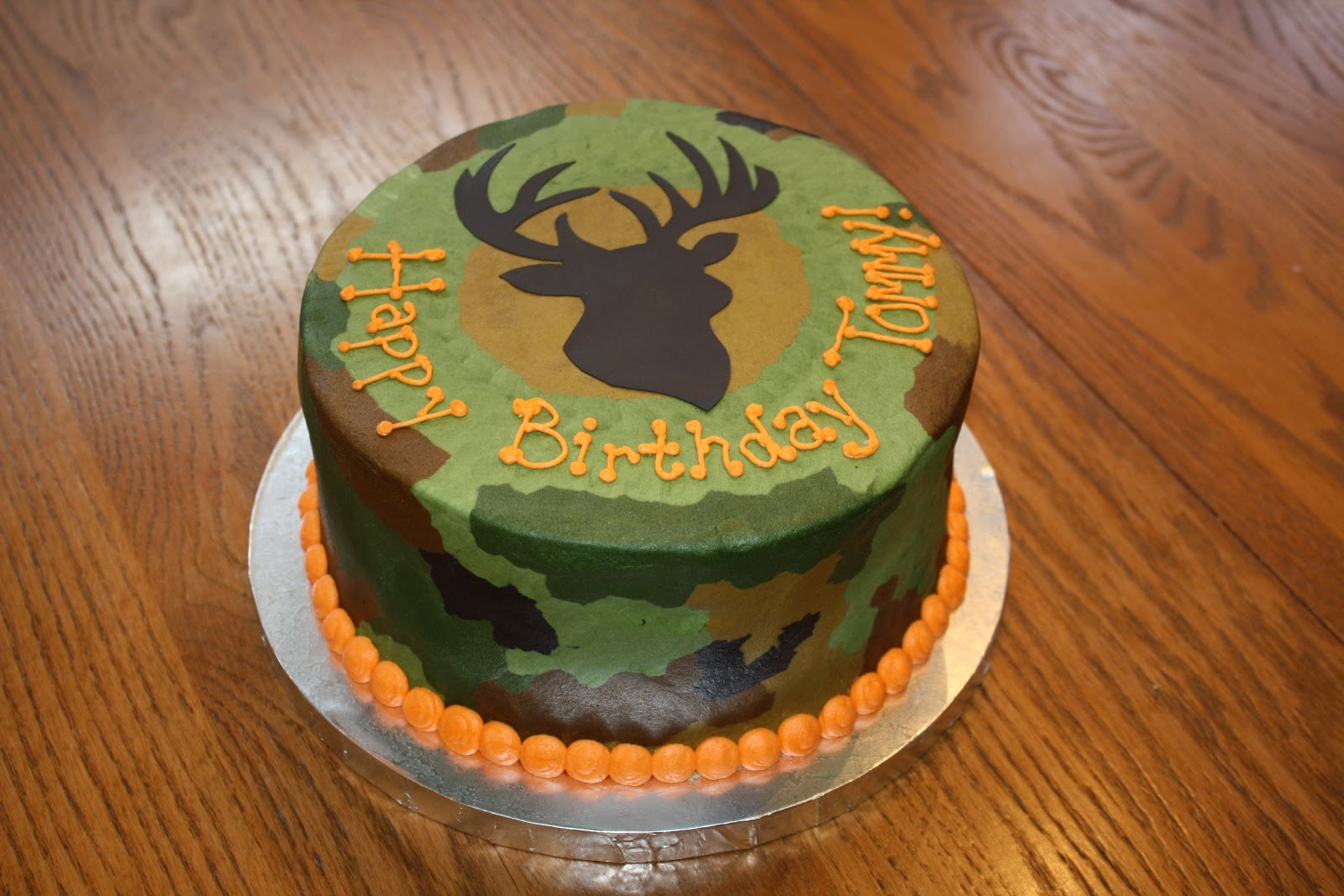 Camo Birthday Cake Camo Cakes Decoration Ideas Little Birthday Cakes