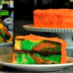 Camo Birthday Cake Duff Goldman How To Make A Camouflage Cake Youtube