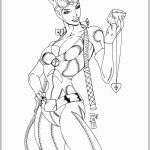 Catwoman Coloring Pages Catwoman Coloring Pages Great Catwoman Coloring Page Az Coloring