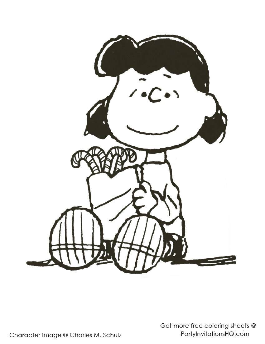 Charlie Brown Coloring Pages Awesome Charlie Brown Coloring Pages Colin Bookman