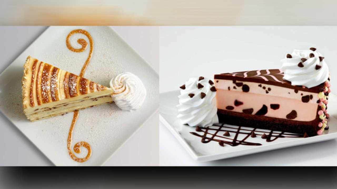 Cheesecake Factory Birthday Cake Cheesecake Factory Unveils Two New Flavors For National Cheesecake Day
