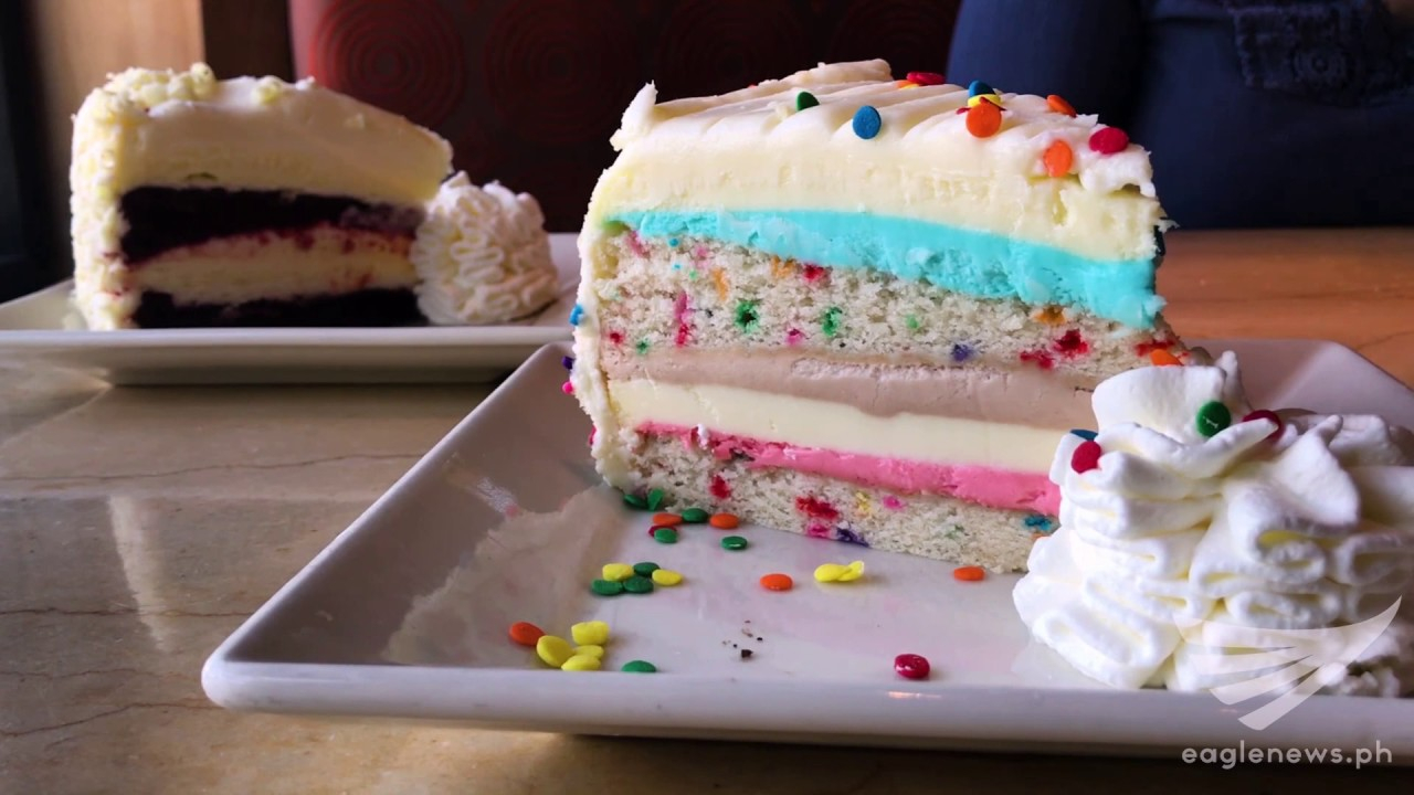 Cheesecake Factory Birthday Cake The Cheesecake Factory Launches New Celebration Cheesecake For