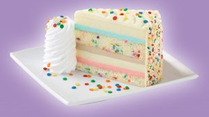 Cheesecake Factory Birthday Cake The Cheesecake Factorys New Flavor Is Funfetti
