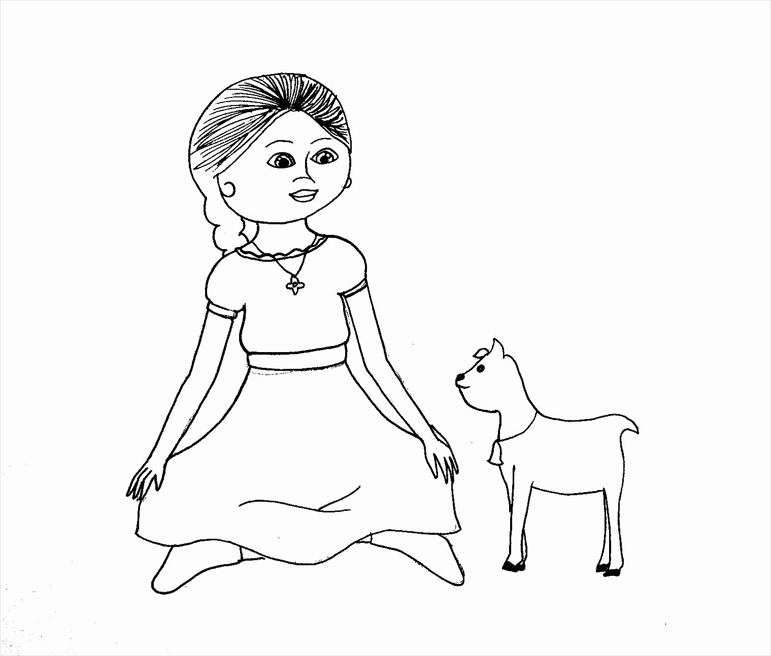 Chucky Coloring Pages American Girl Doll Coloring Pages Printable Free Chucky Colouring