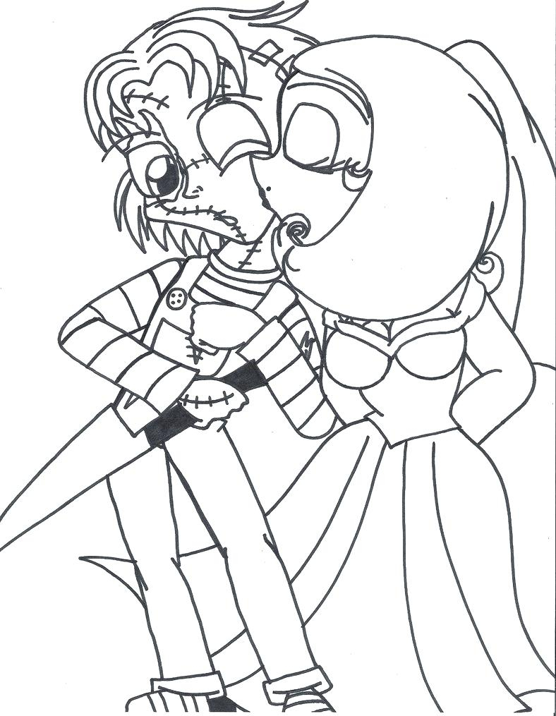 Chucky Coloring Pages Dolls Pictures To Print And Color Chucky Doll Coloring Pages The