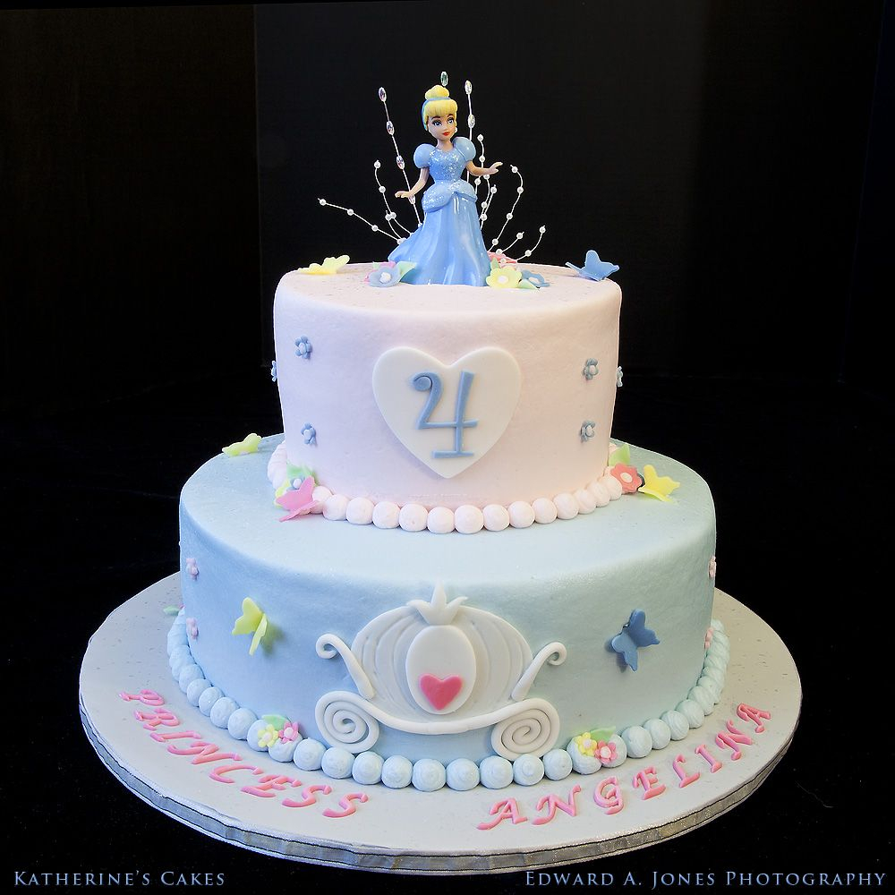 Cinderella Birthday Cakes Birthday 104 Disney Cinderella Princess Birthday Cake For Four