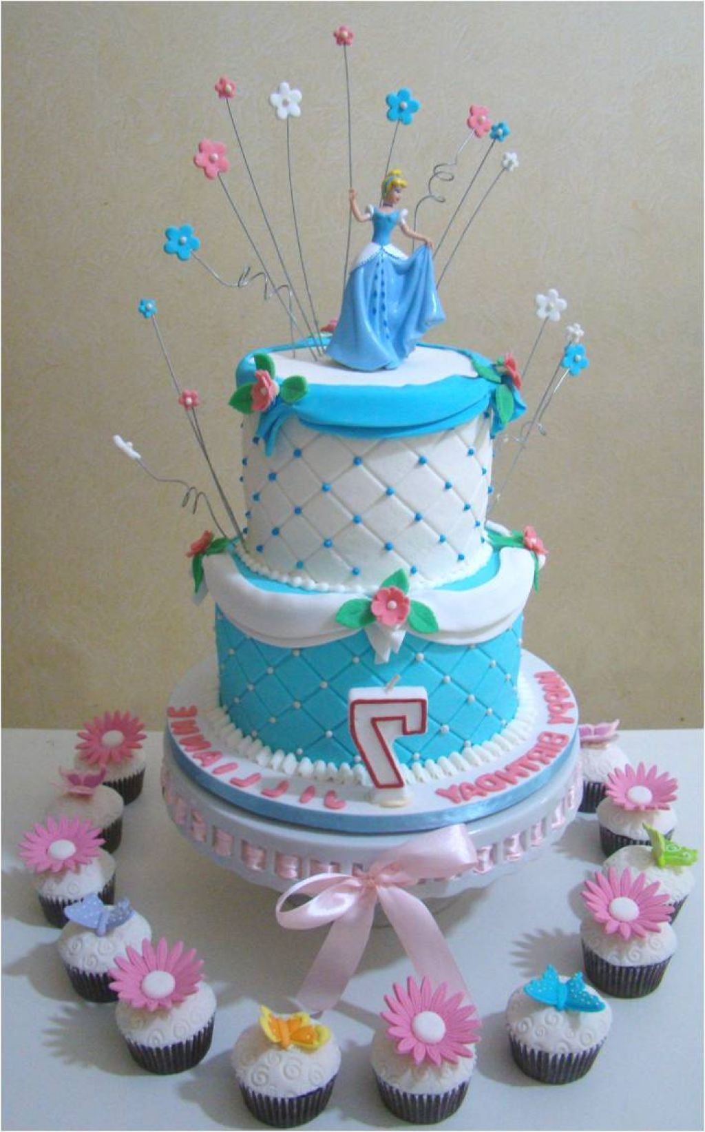 Cinderella Birthday Cakes Cinderella Birthday Cake Ideas Ehow Cake Ideas Cake Birthday