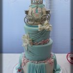 Cinderella Birthday Cakes Cinderella Birthday Cake Made For My Niece Carissa This Weekend