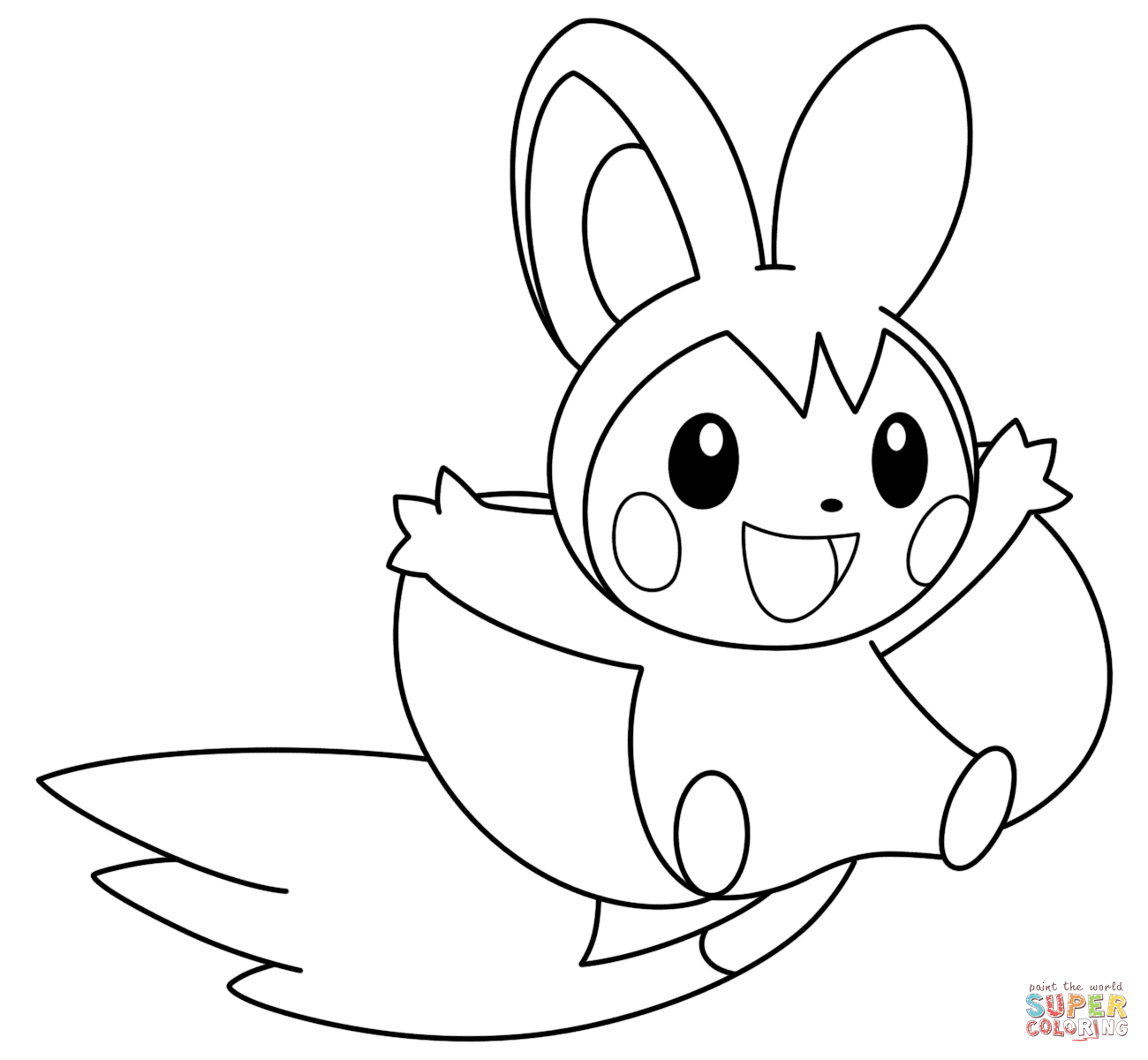 Inspiration Picture of Coloring Pages Of Pokemon