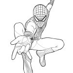 Coloring Pages Spiderman Spider Man Coloring Pages Print And Color