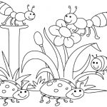 Coloring Pages Spring Coloring Pages Coloring Pages Free Printable Spring For