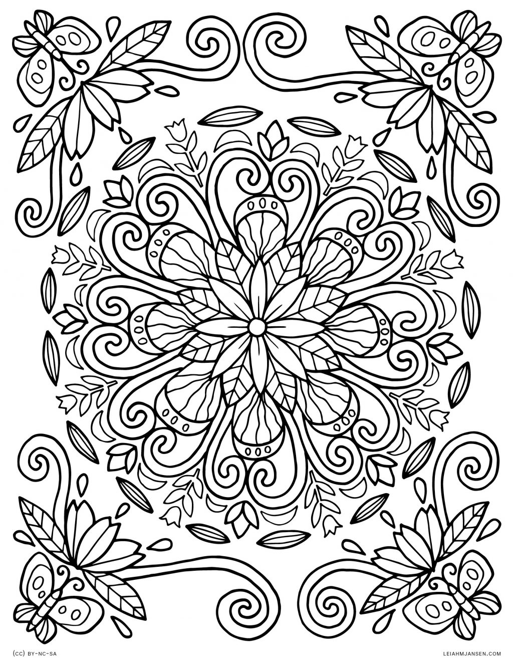 Coloring Pages Spring Signs Of Spring Coloring Pages Printable Coloring Page For Kids