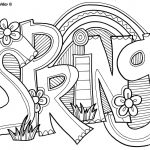 Coloring Pages Spring Spring Coloring Pages Doodle Art Alley